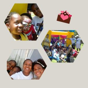visit at the orphanage